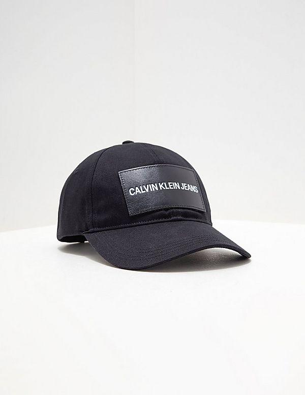 2aea782e4042d Calvin Klein Jeans Patch Logo Cap