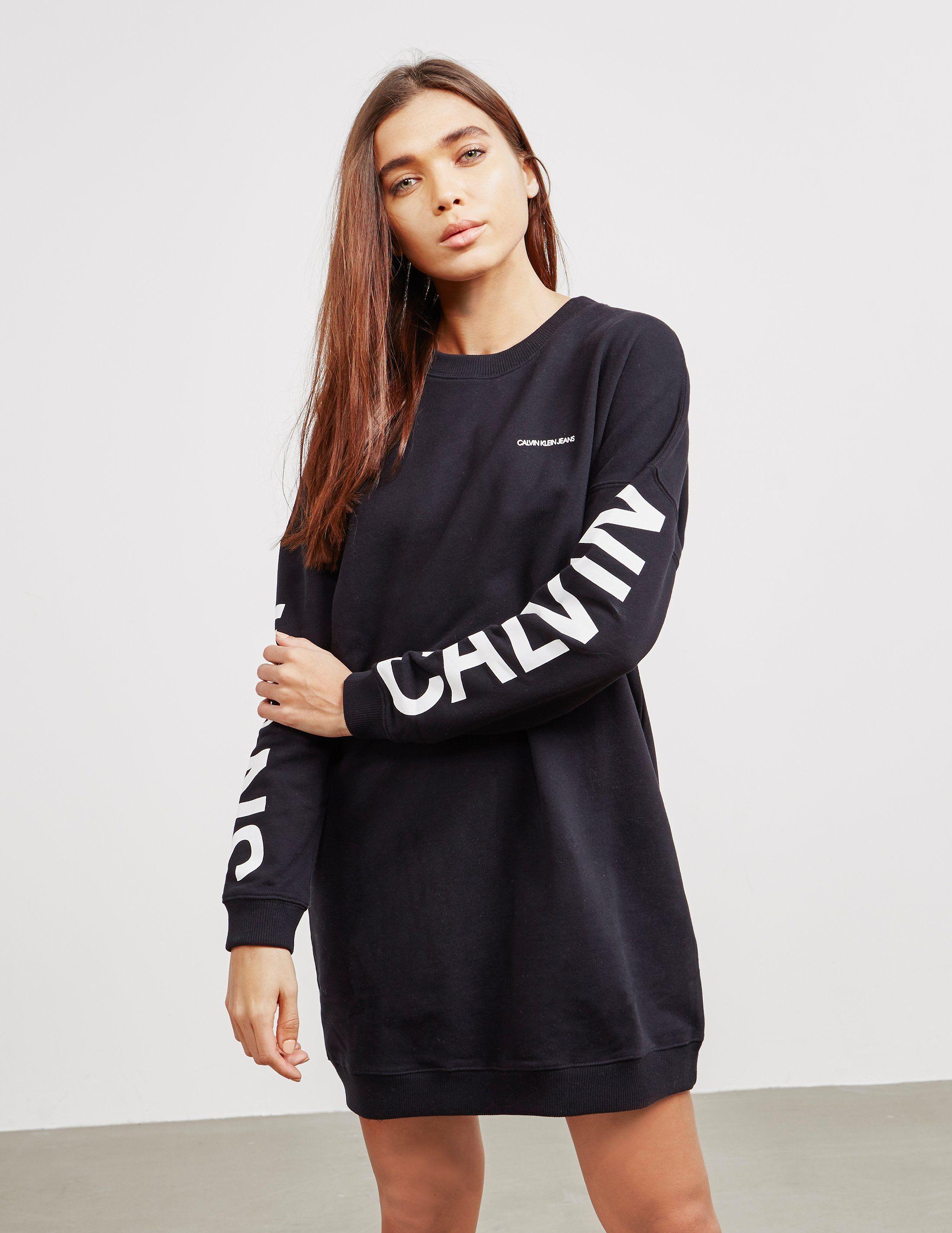 Calvin Klein Jeans Institutional Logo Dress