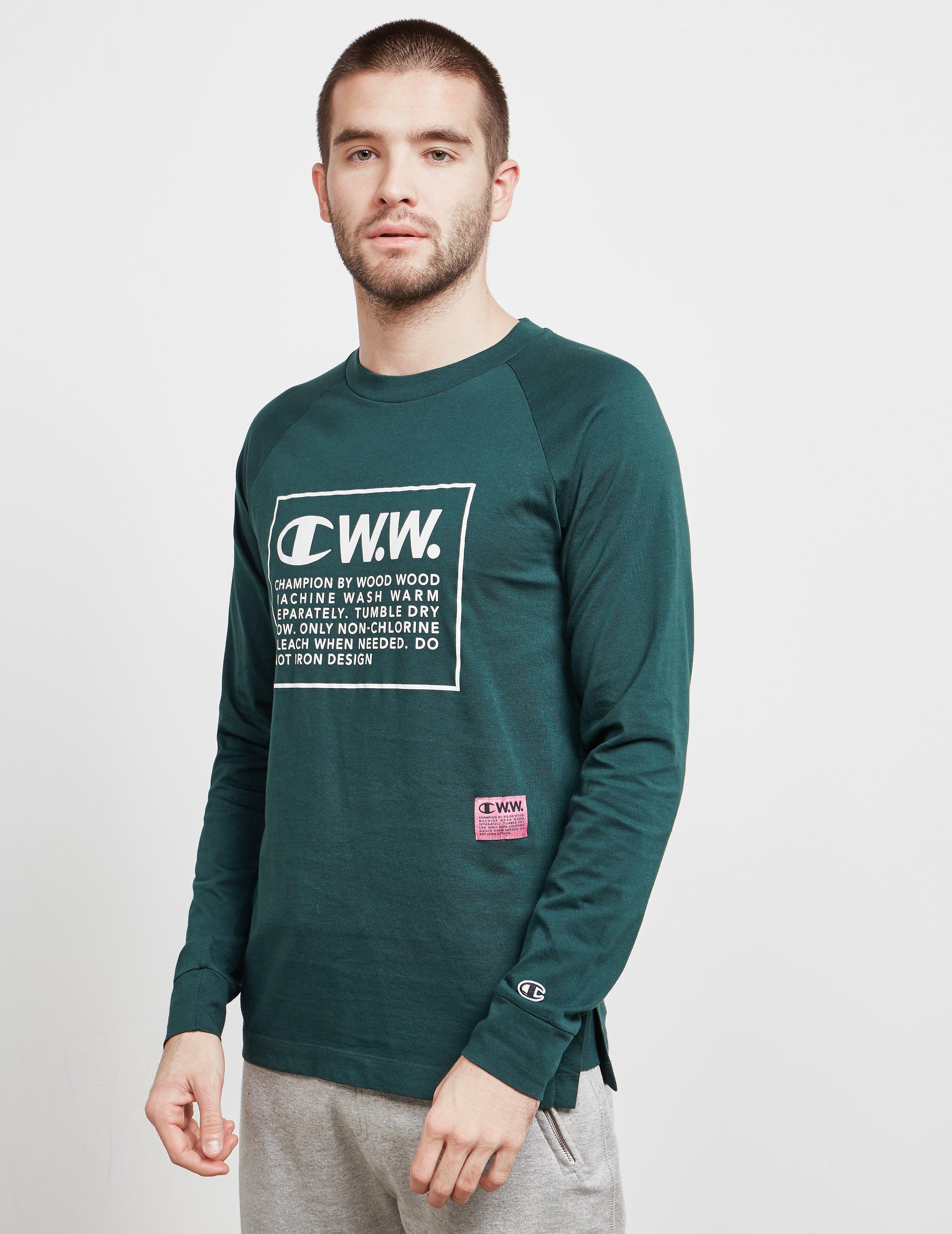 0ce67da928d2 Long Sleeve T Shirts Champion - raveitsafe