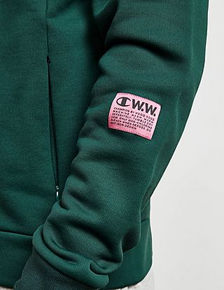 Champion x Wood Wood Pocket Full Zip Sweatshirt