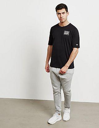 Champion x Wood Wood Bowler Short Sleeve T-Shirt