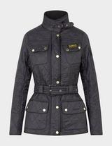 Barbour International Polarquilt Jacket