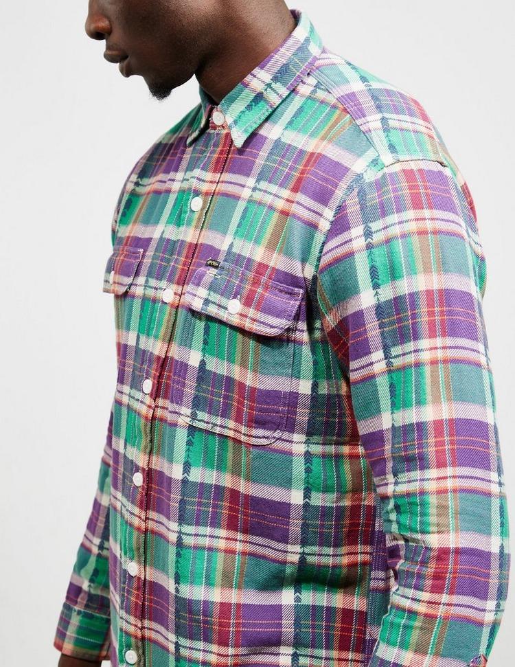 Polo Ralph Lauren Twill Matlock Long Sleeve Shirt