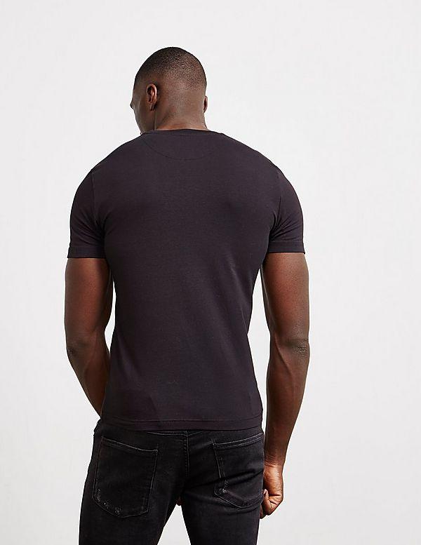 3b3f41ae Love Moschino Peace Pocket Short Sleeve T-Shirt | Tessuti