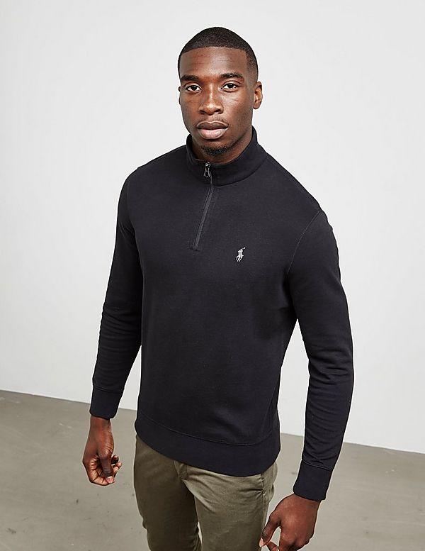 bedff7ca7eb42b Polo Ralph Lauren Half Zip Sweatshirt | Tessuti