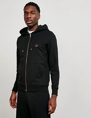 Love Moschino Peace Full Zip Hoodie