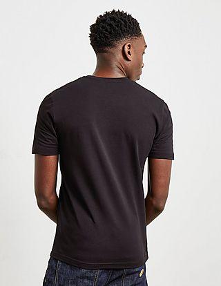 Love Moschino Colour Peace Short Sleeve T-Shirt