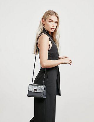 COACH Glitter Shoulder Bag - Online Exclusive