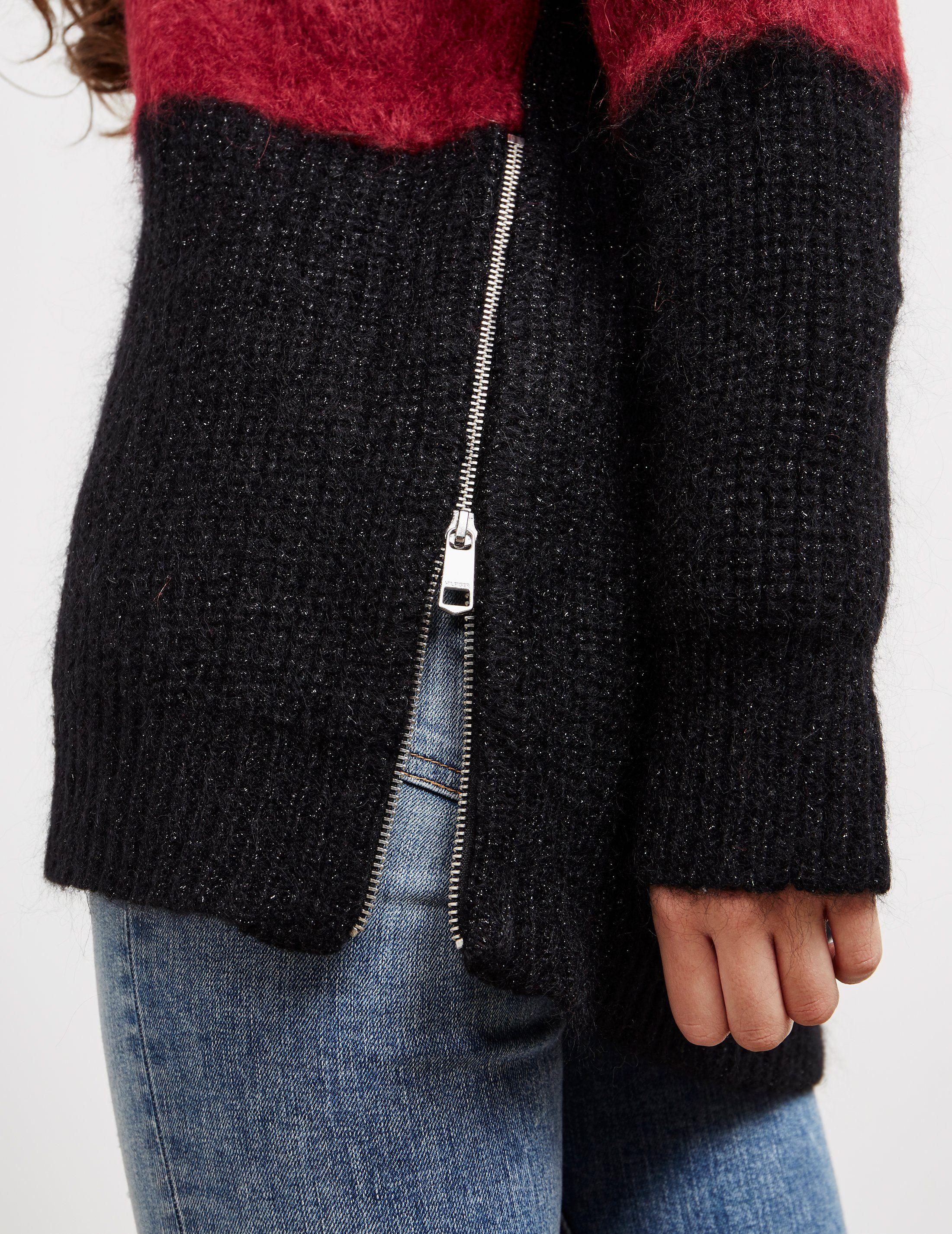 Tommy Hilfiger Icon Flag Knit Jumper