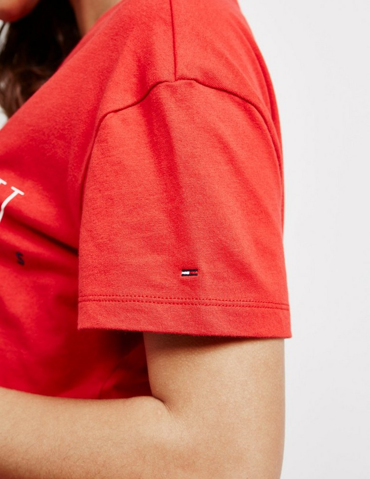 Tommy Jeans Layer Graphic Short Sleeve T-Shirt