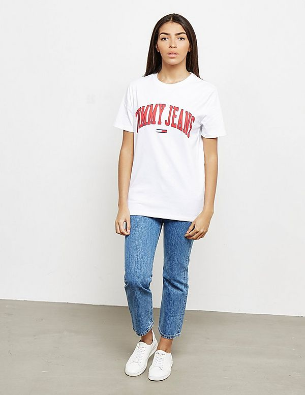 1cff94b12 Tommy Jeans Oversized Short Sleeve T-Shirt | Tessuti