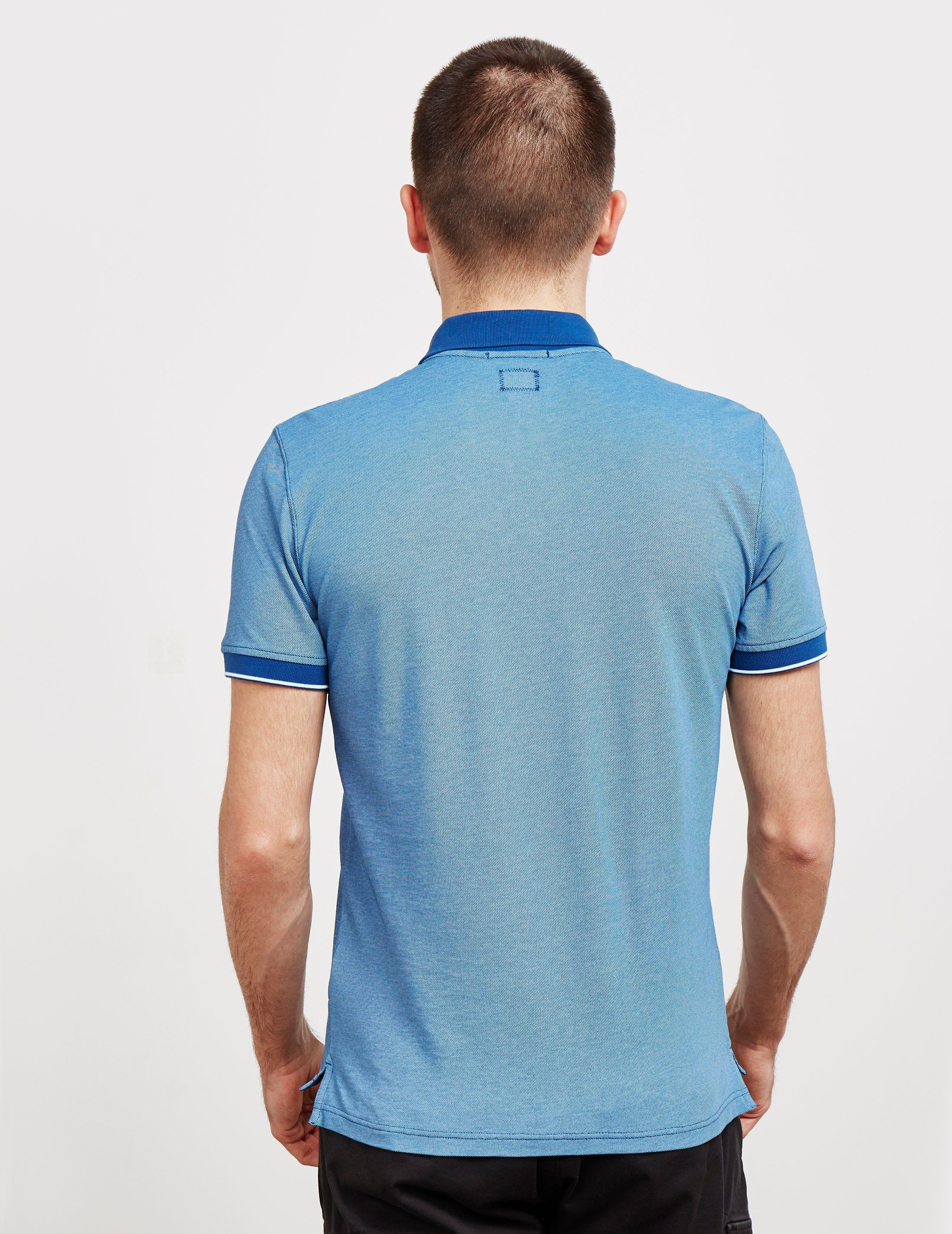 CP Company Tact Short Sleeve Polo Shirt