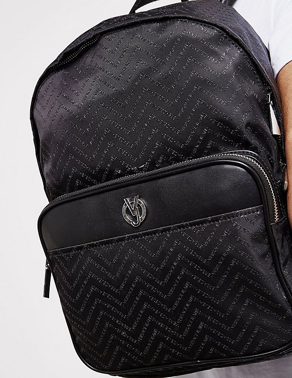 5a0f9767db Versace Jeans Couture Linea Chevron Backpack | Tessuti