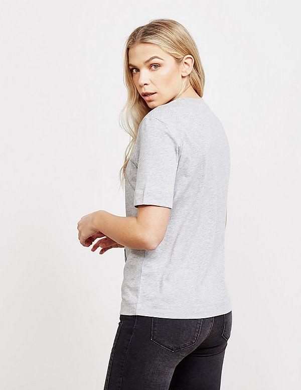 Love Moschino Heart Sequin Short Sleeve T-Shirt