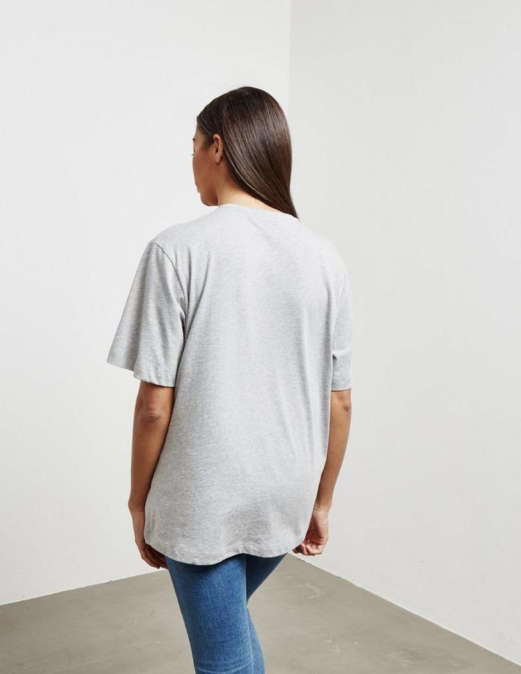 Love Moschino Foil Logo Short Sleeve T-Shirt