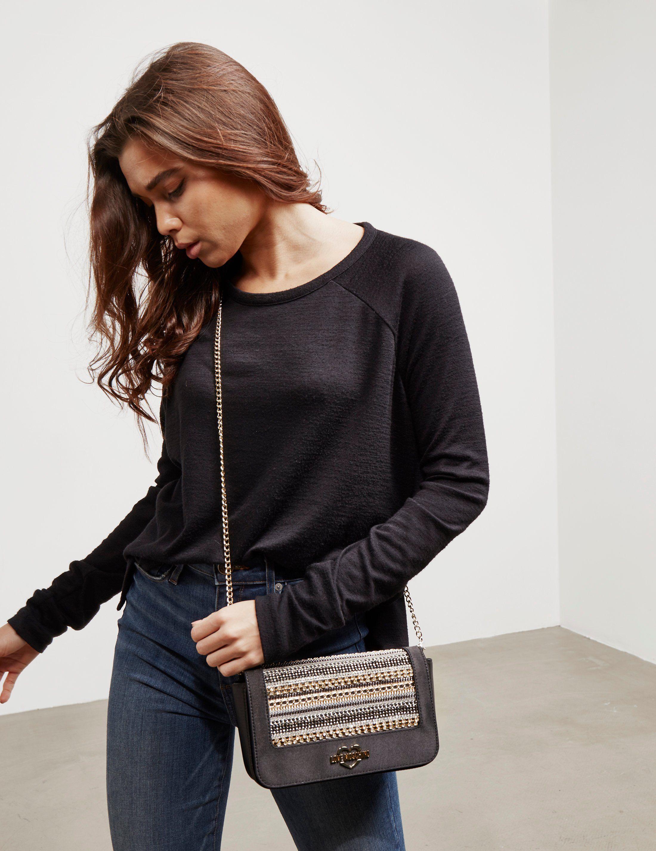 Love Moschino Bling Shoulder Bag