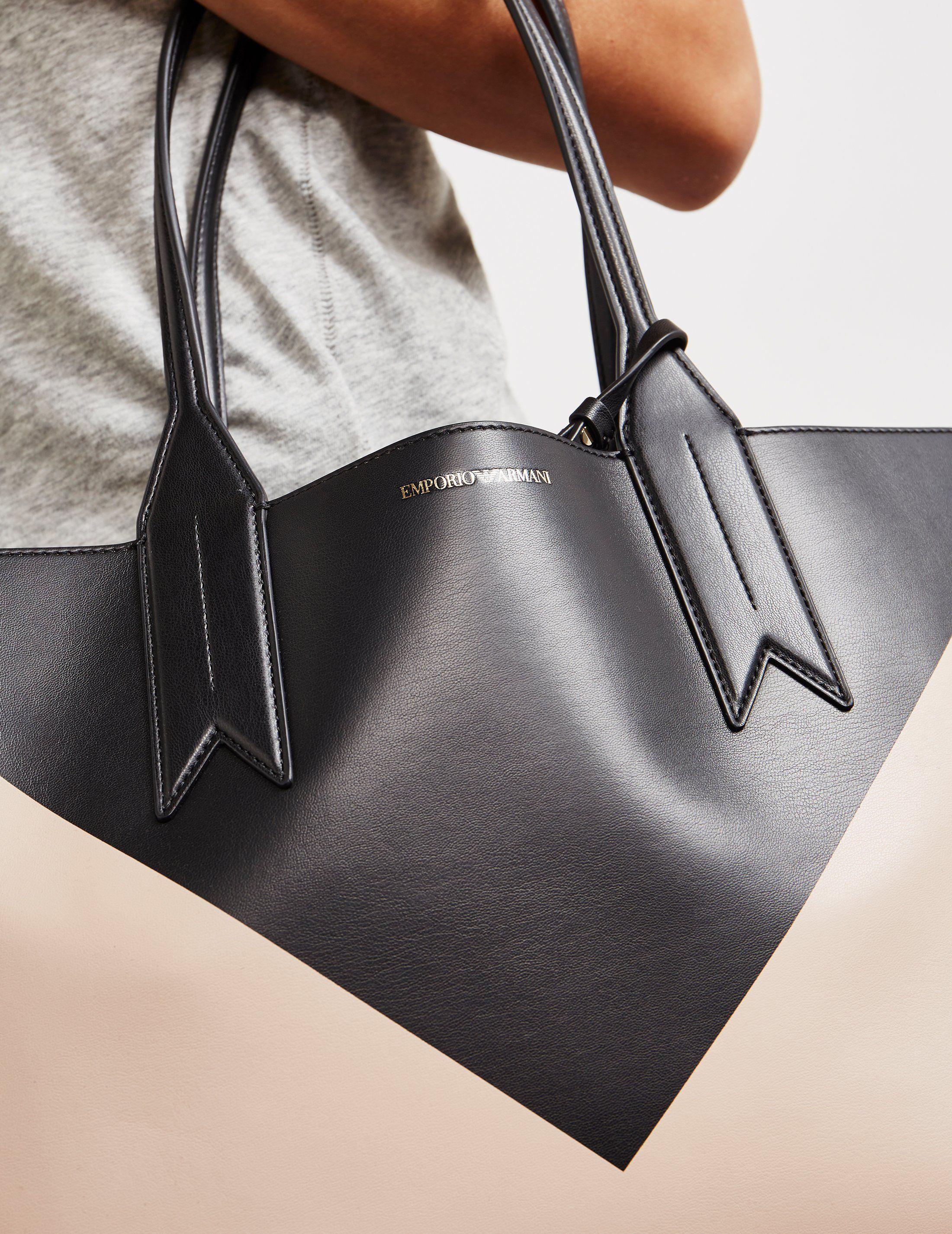 Emporio Armani Frida Shopper Bag