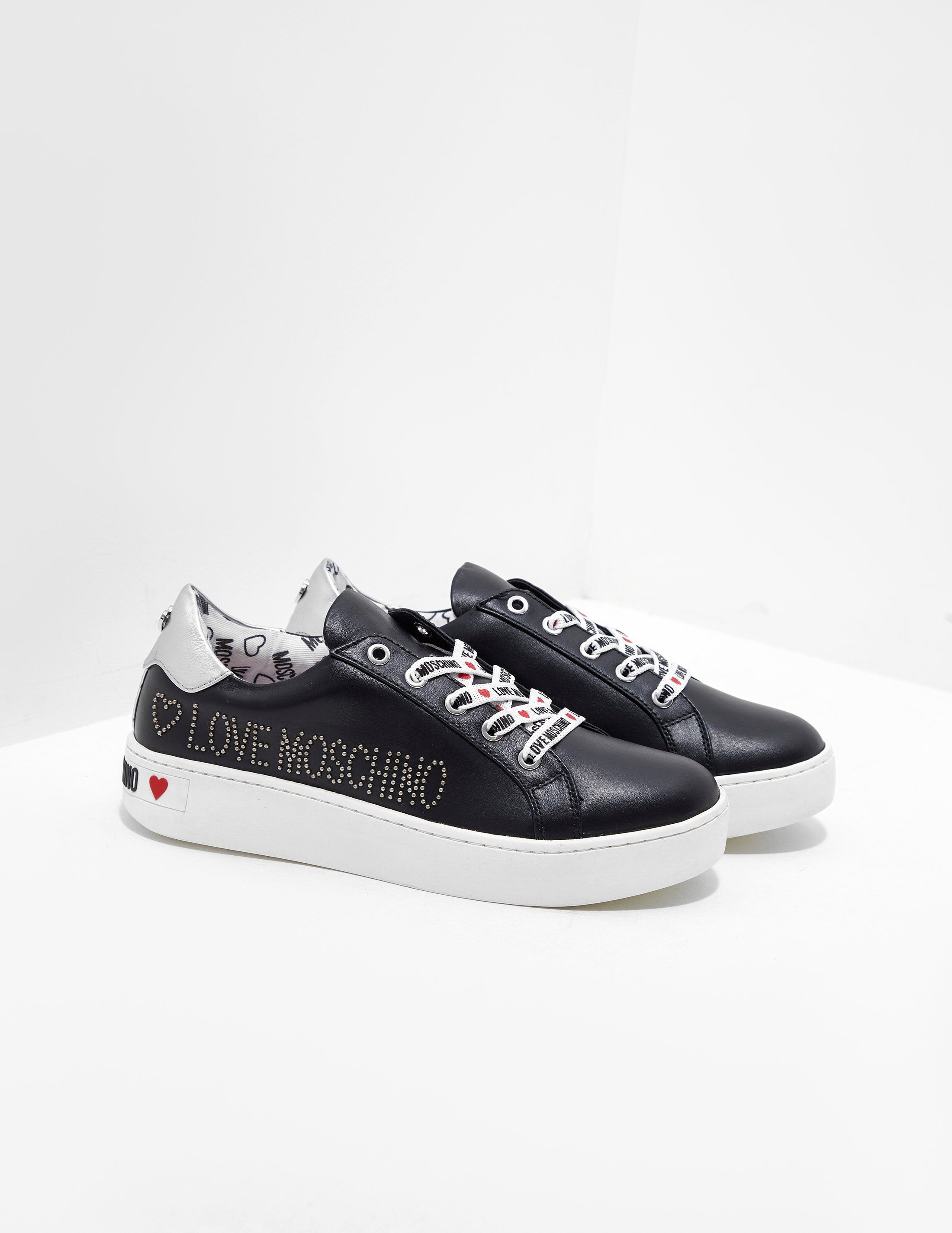 Love Moschino Diamante Trainers
