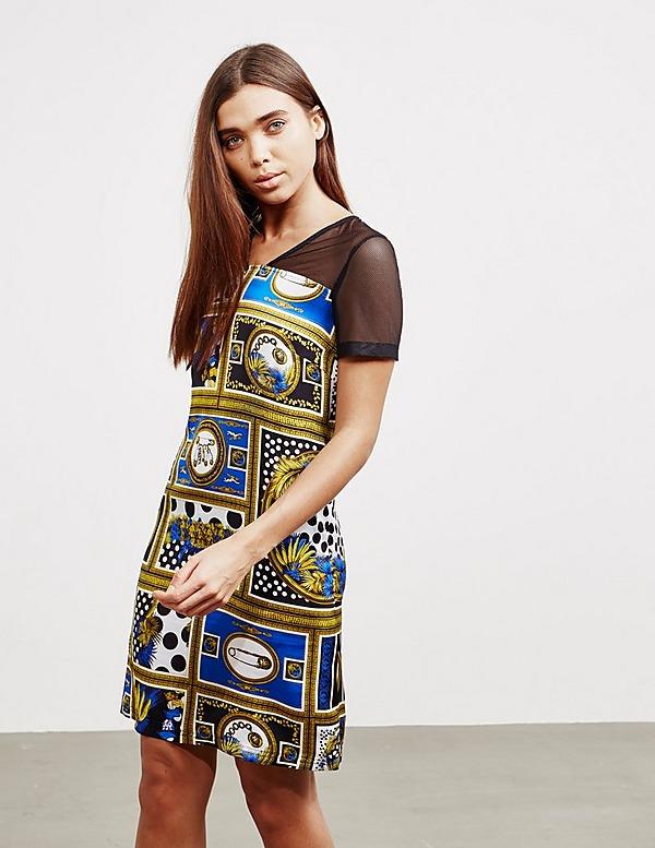 Versus Versace Printed Dress