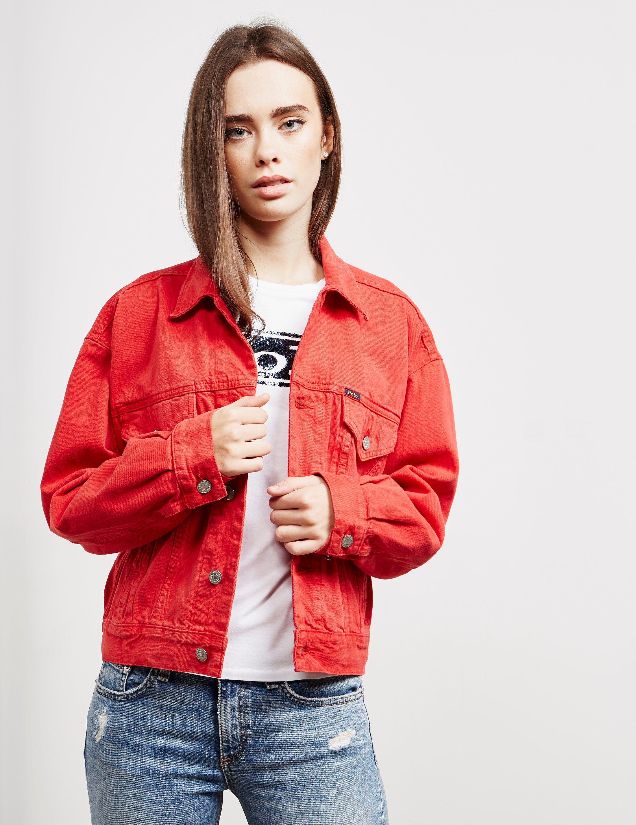 Polo Ralph Lauren Trucker Denim Jacket