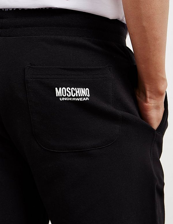 Moschino Tape Fleece Shorts