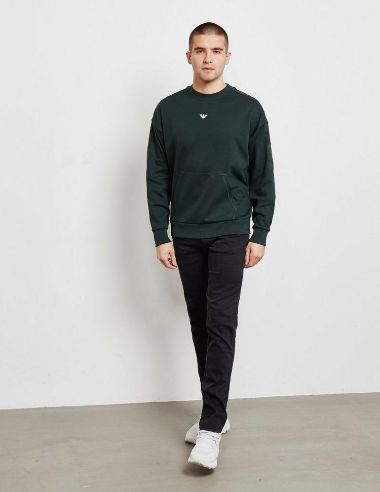 Emporio Armani Pouch Pocket Sweatshirt