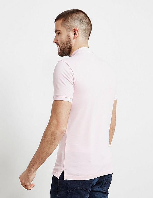 Emporio Armani Basic Short Sleeve Polo Shirt