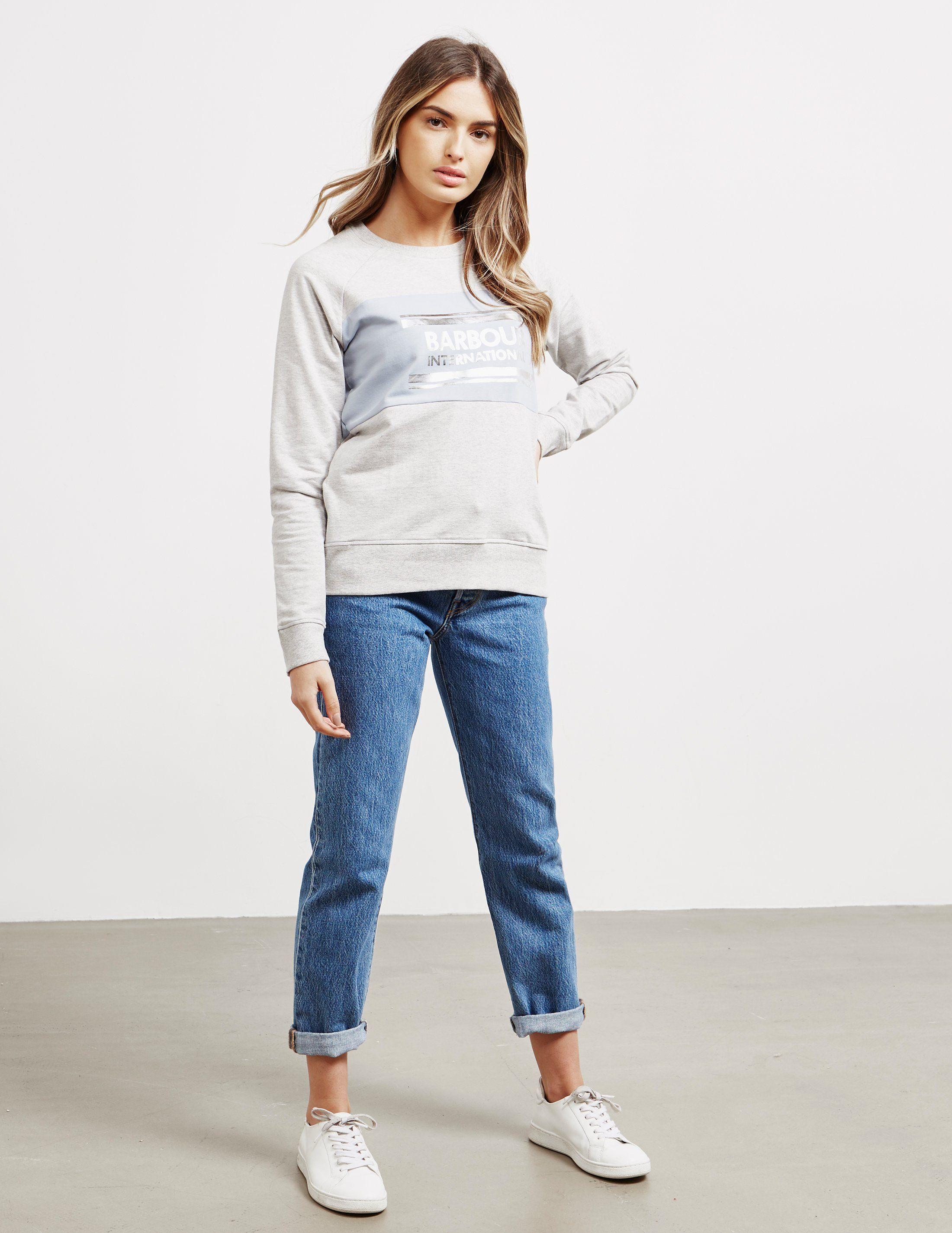 Barbour International Sprinter Sweatshirt