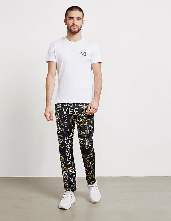 Versace Jeans Couture All Over Print Track Pants - Online Exclusive