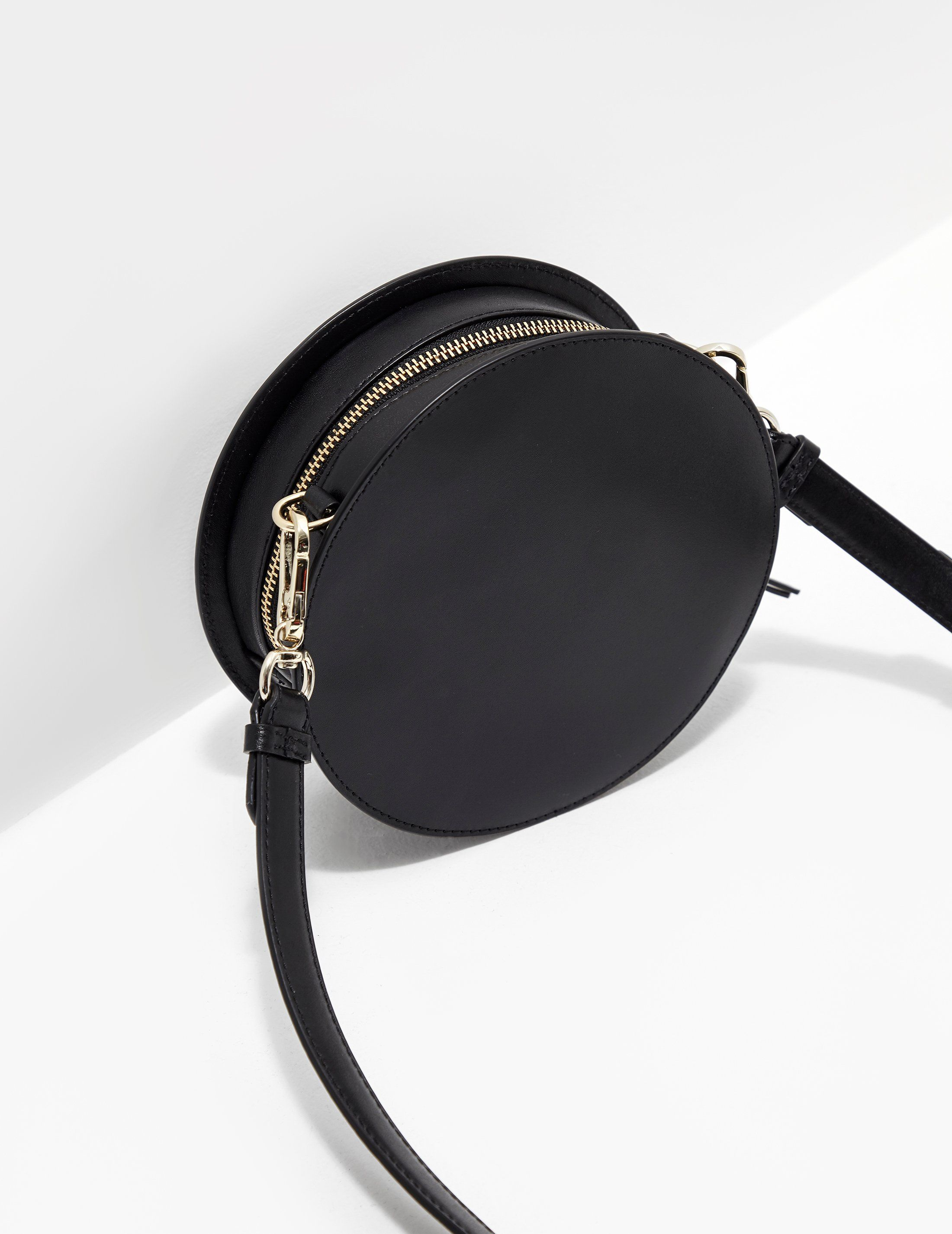 Karl Lagerfeld Round Shoulder Bag