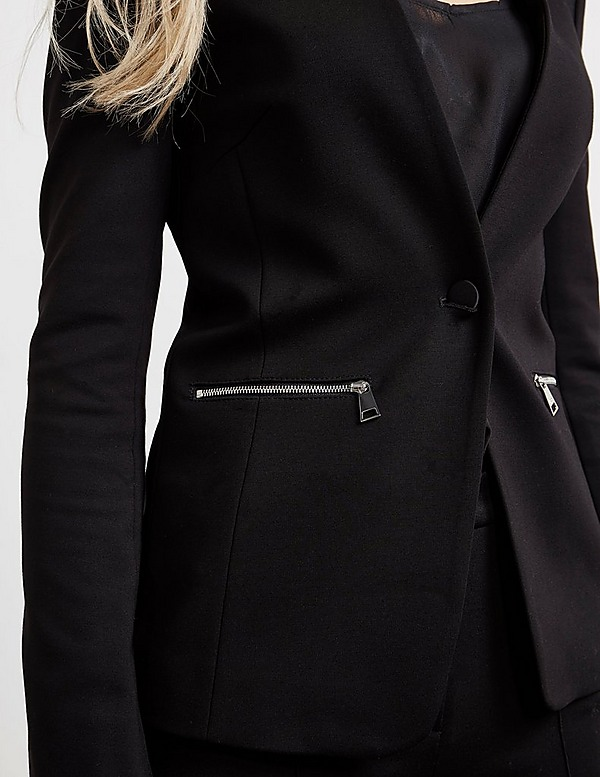 Karl Lagerfeld Punto Tape Jacket