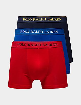 Polo Ralph Lauren 3-Pack Boxer Shorts