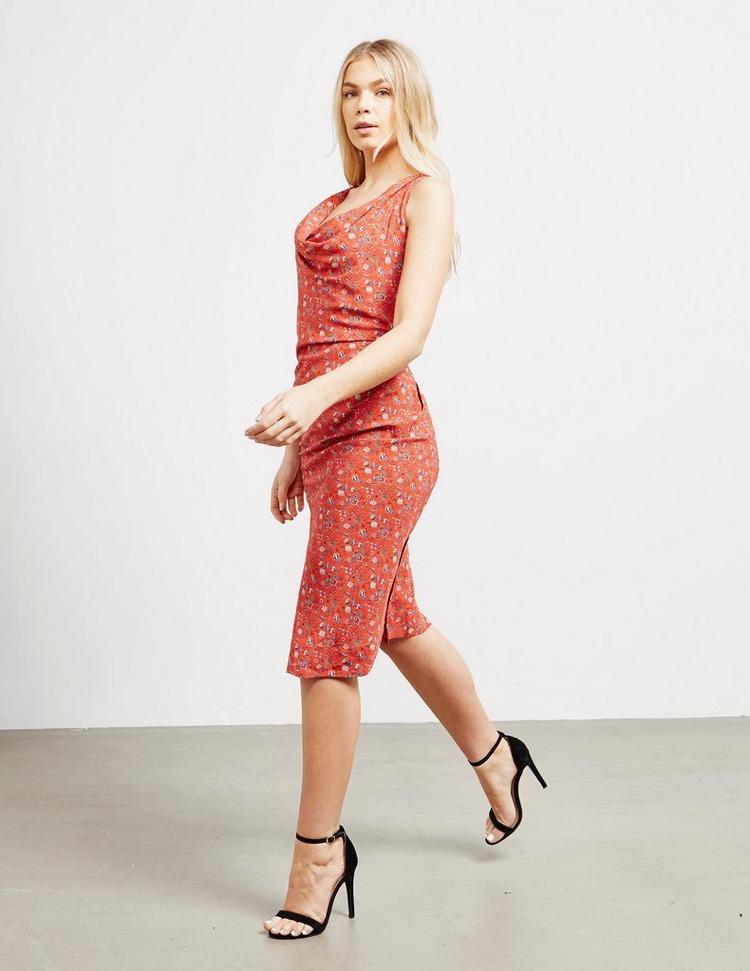 Vivienne Westwood Anglomania Print Dress