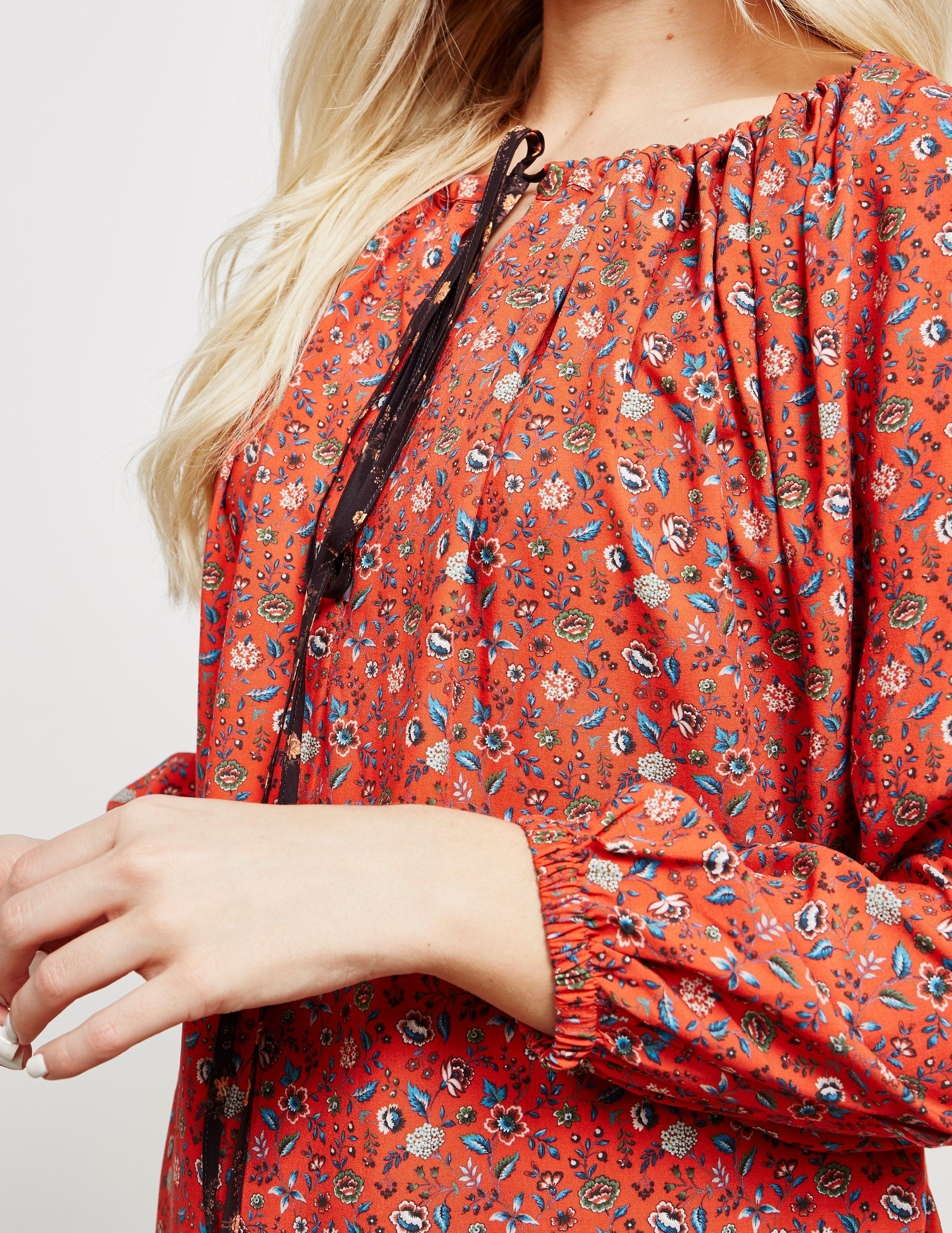Vivienne Westwood Anglomania Gypsy Blouse