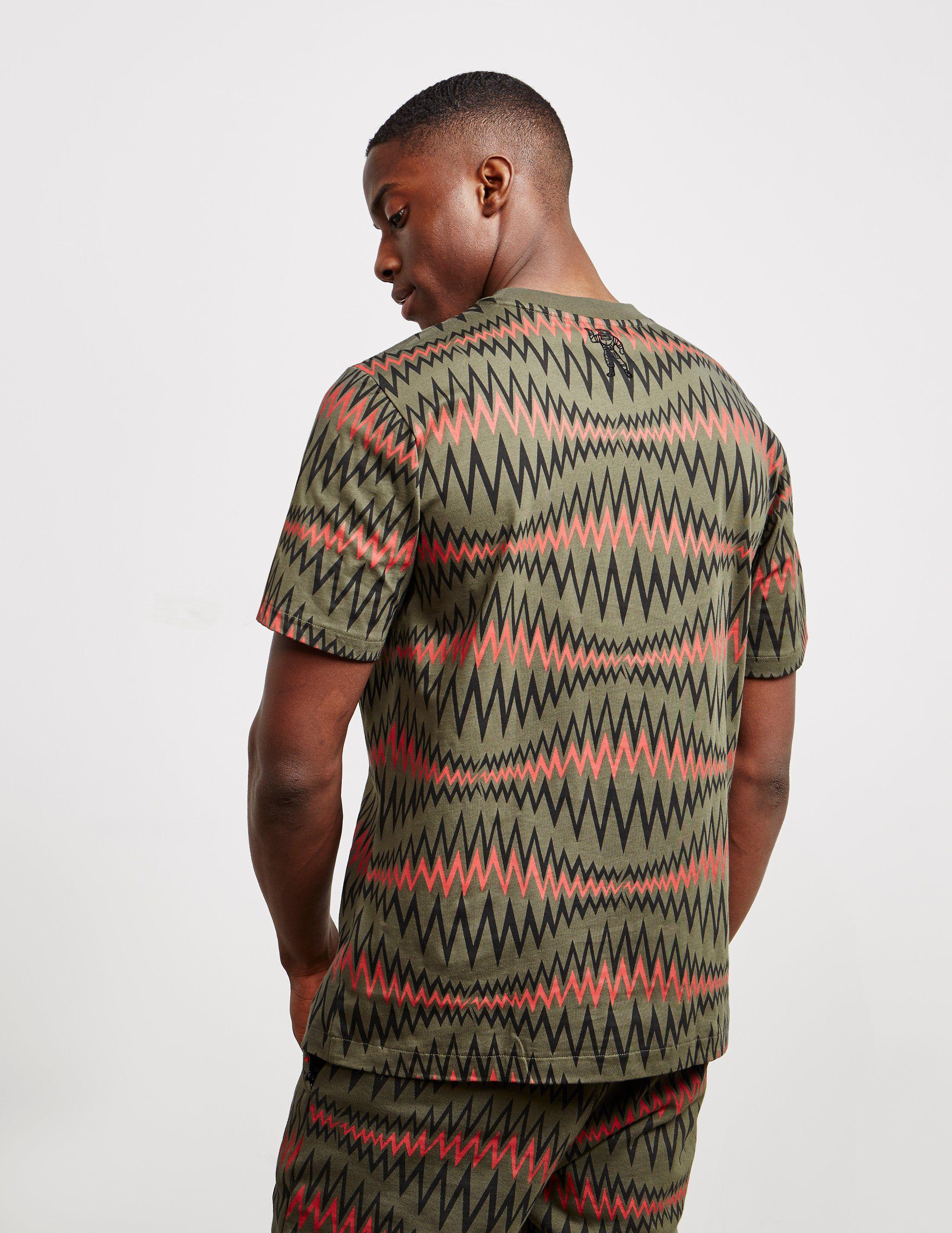 Billionaire Boys Club Sound Arc Short Sleeve T-Shirt
