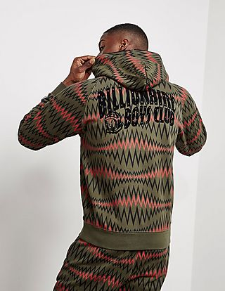 Billionaire Boys Club Sound Arc Full Zip Hoodie