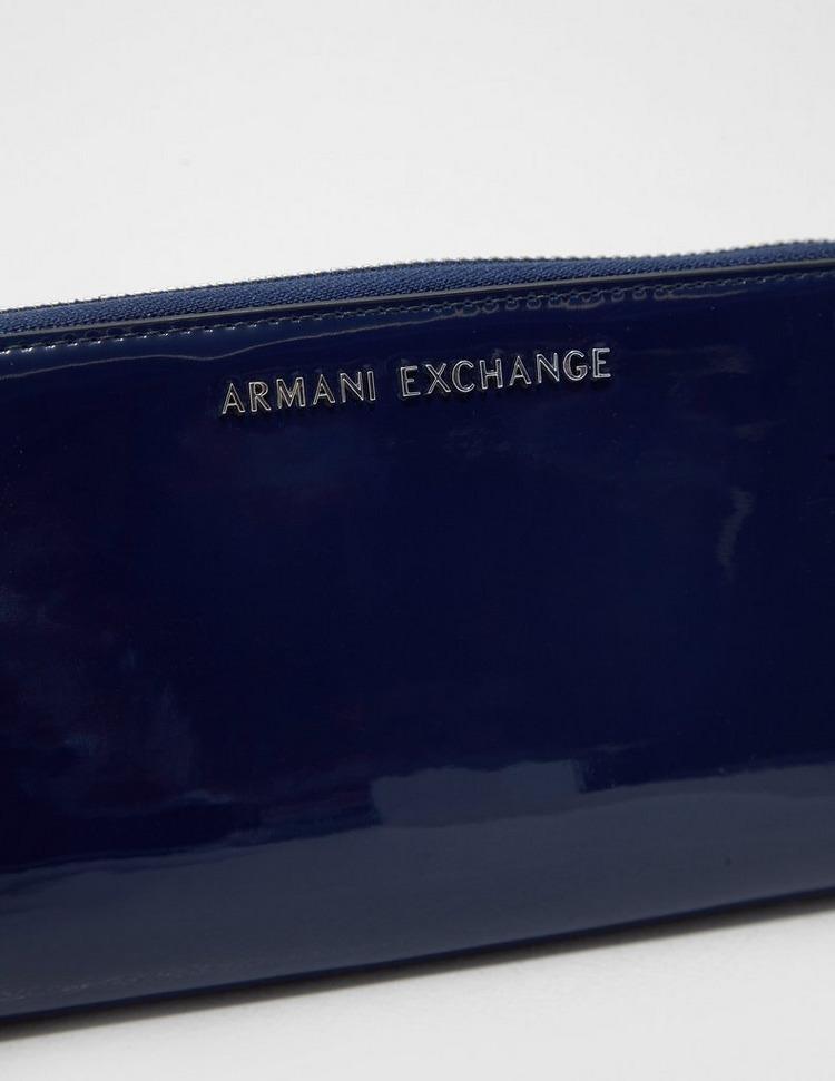 Armani Exchange Patent Purse