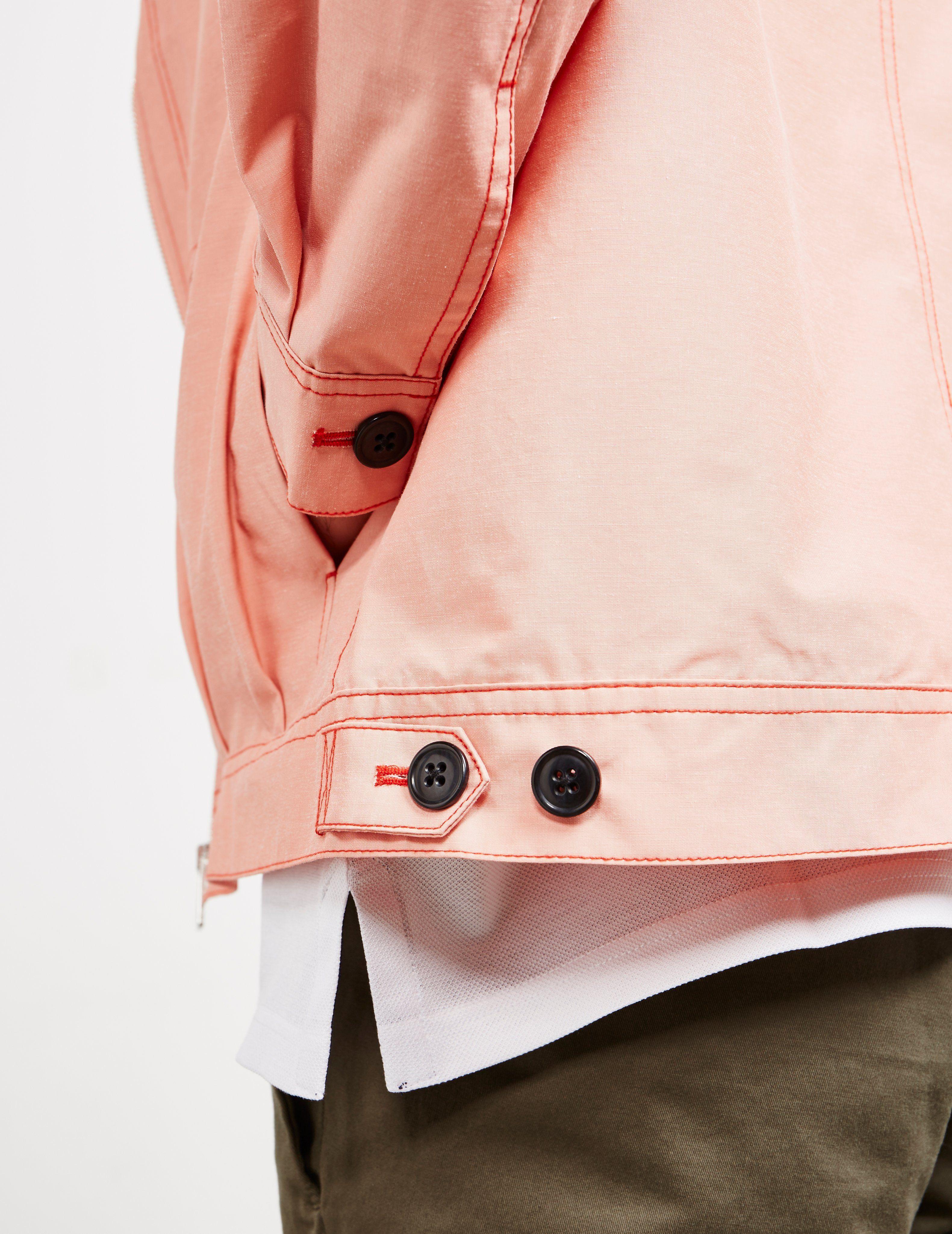 PS Paul Smith Dyed Nylon Overshirt