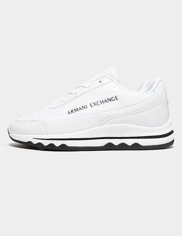 Armani Exchange Nylon Trainers