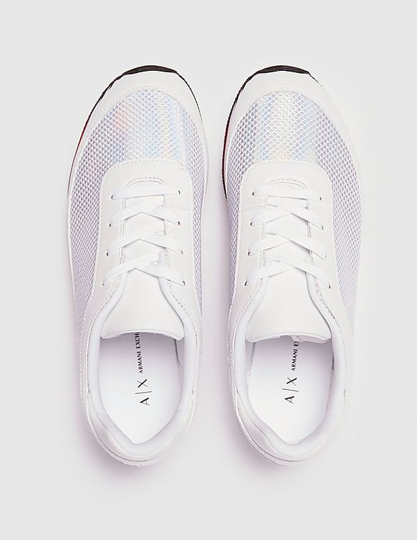 Armani Exchange Shine Mesh Trainer