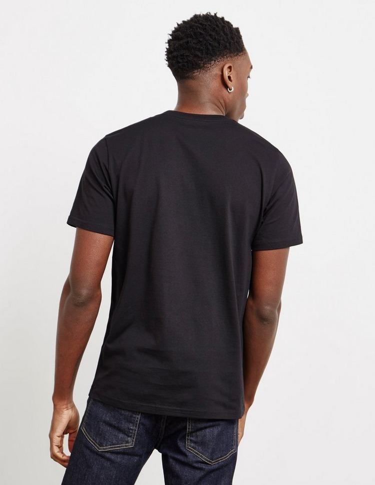 PS Paul Smith Zebra Box Logo Short Sleeve T-Shirt