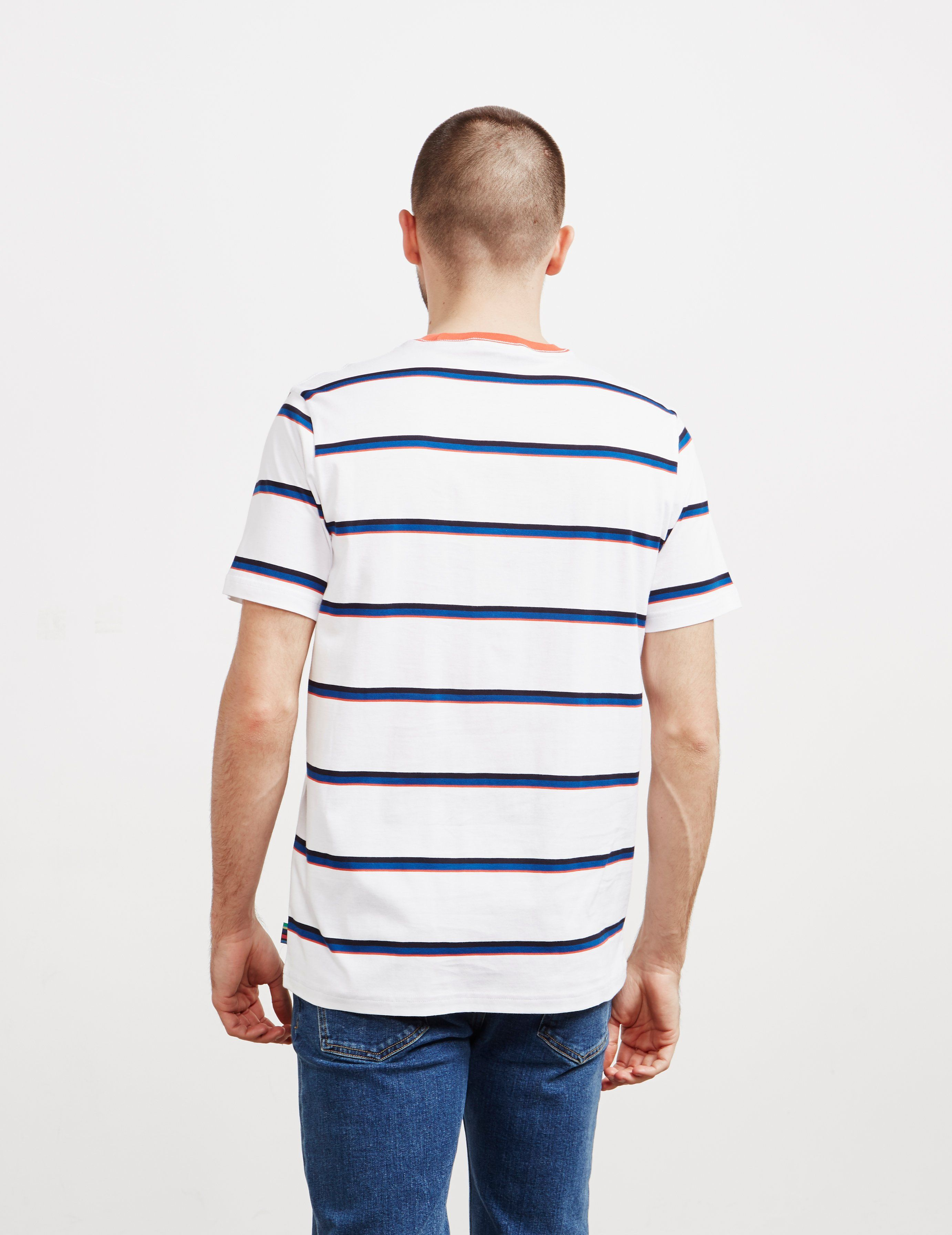 PS Paul Smith Stripe Short Sleeve T-Shirt