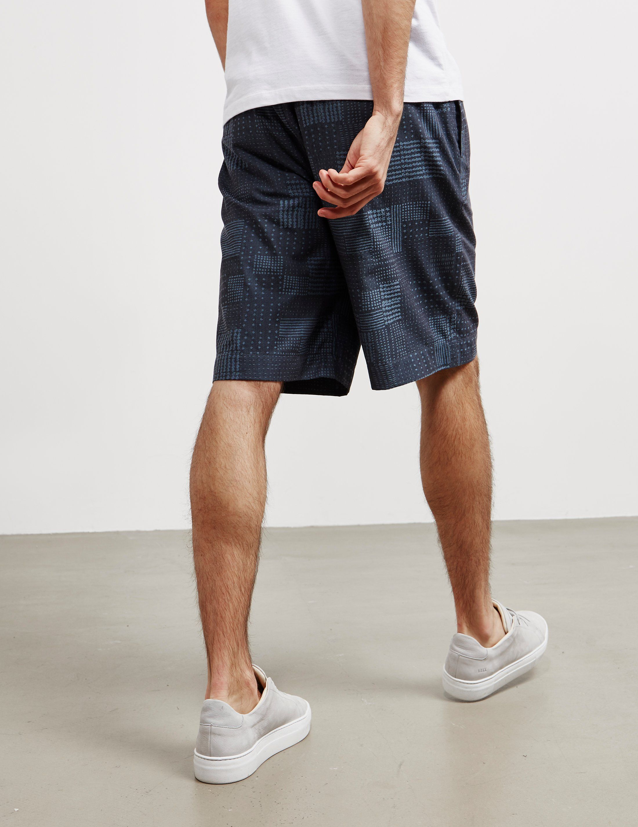 PS Paul Smith Ikat Print Shorts