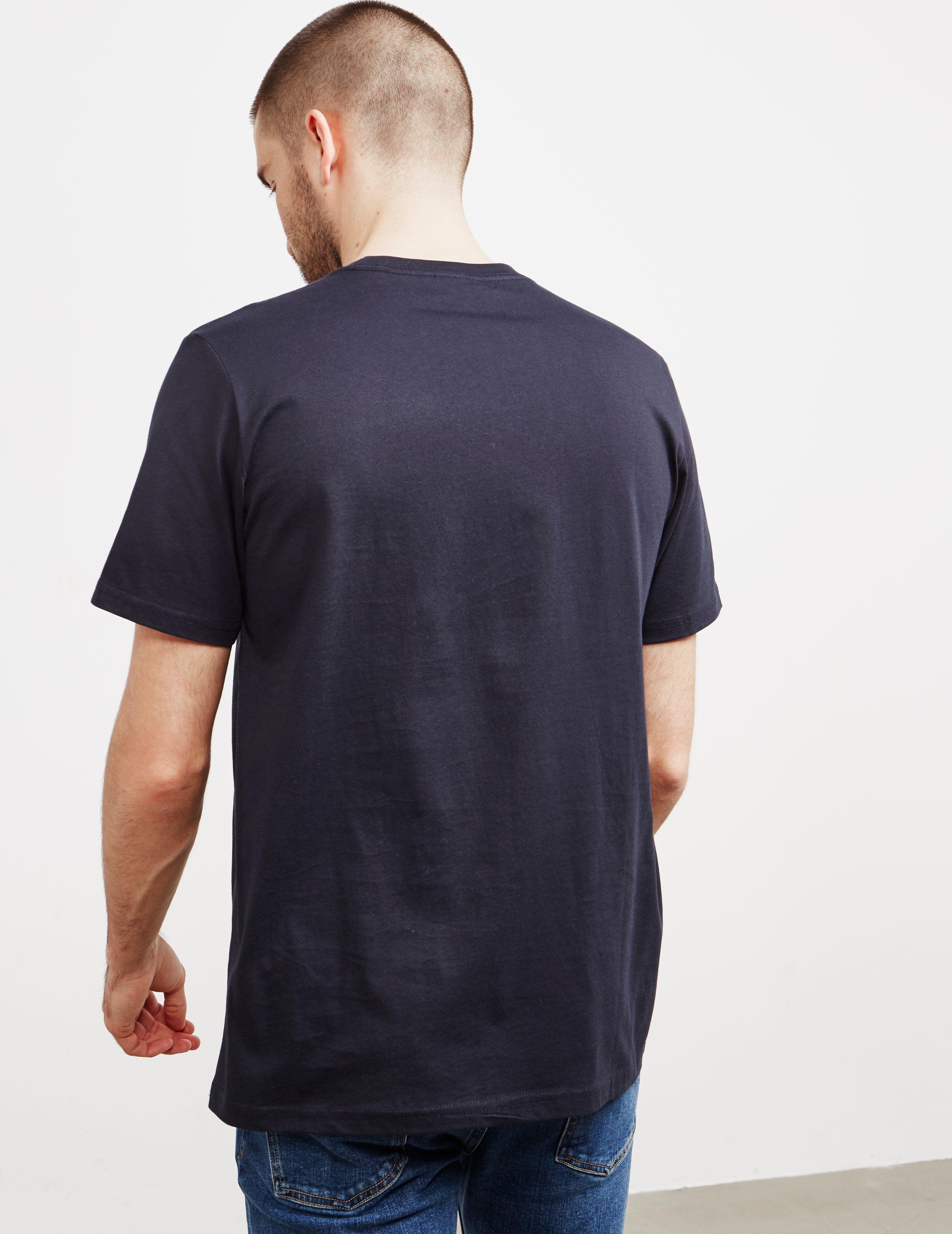 PS Paul Smith 3-D Logo Short Sleeve T-Shirt