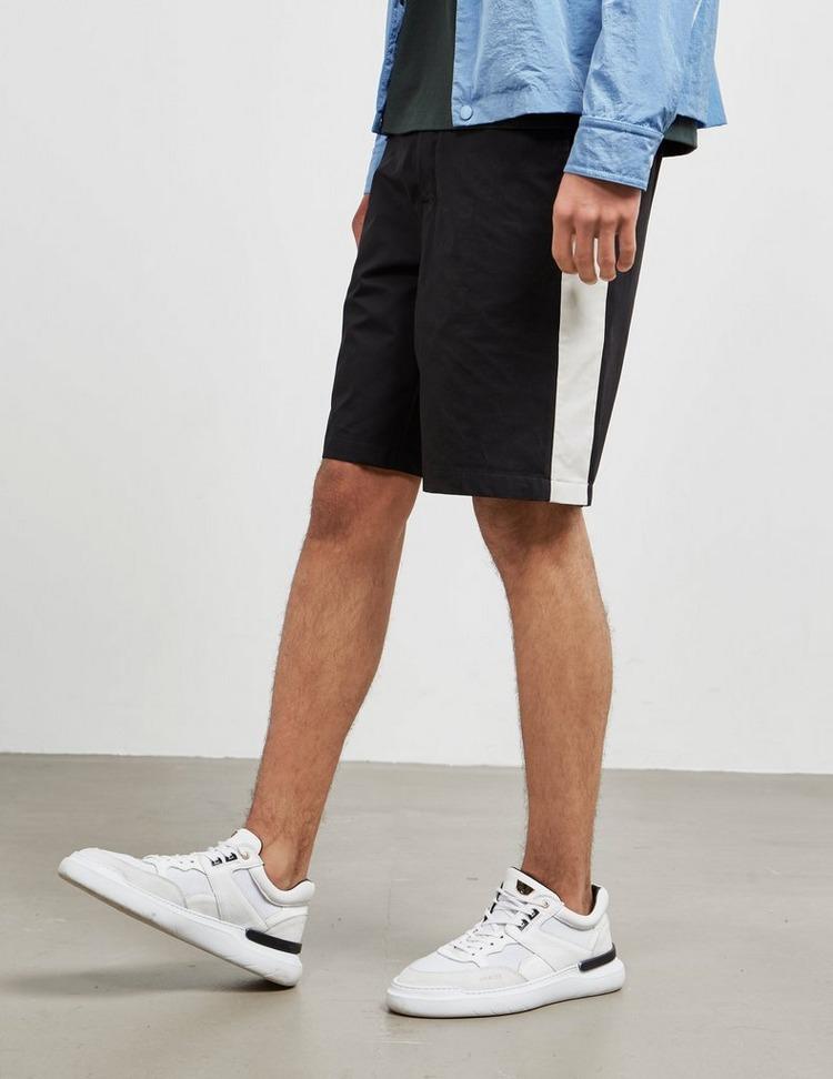 AMI Paris Badge Shorts
