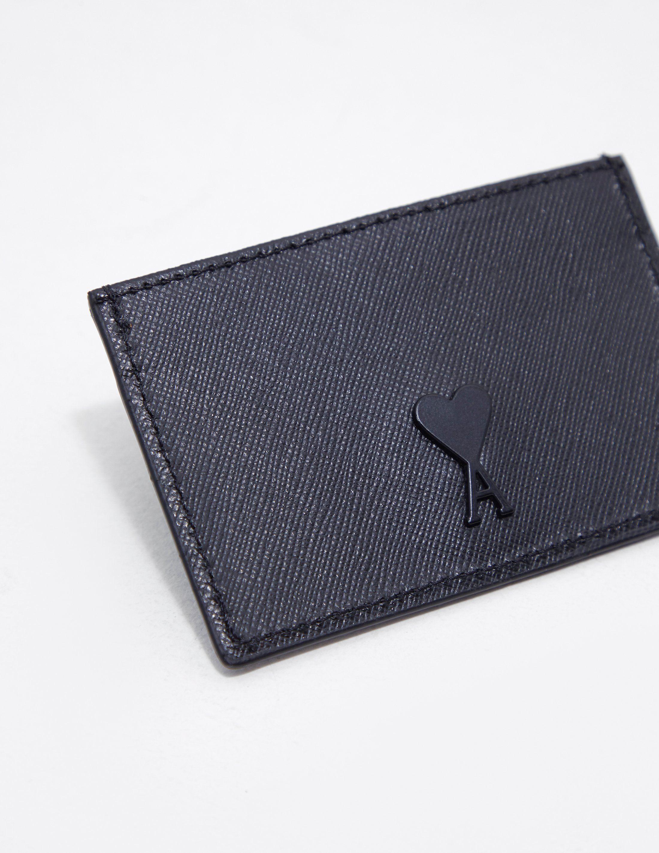 AMI Paris Zip Cardholder