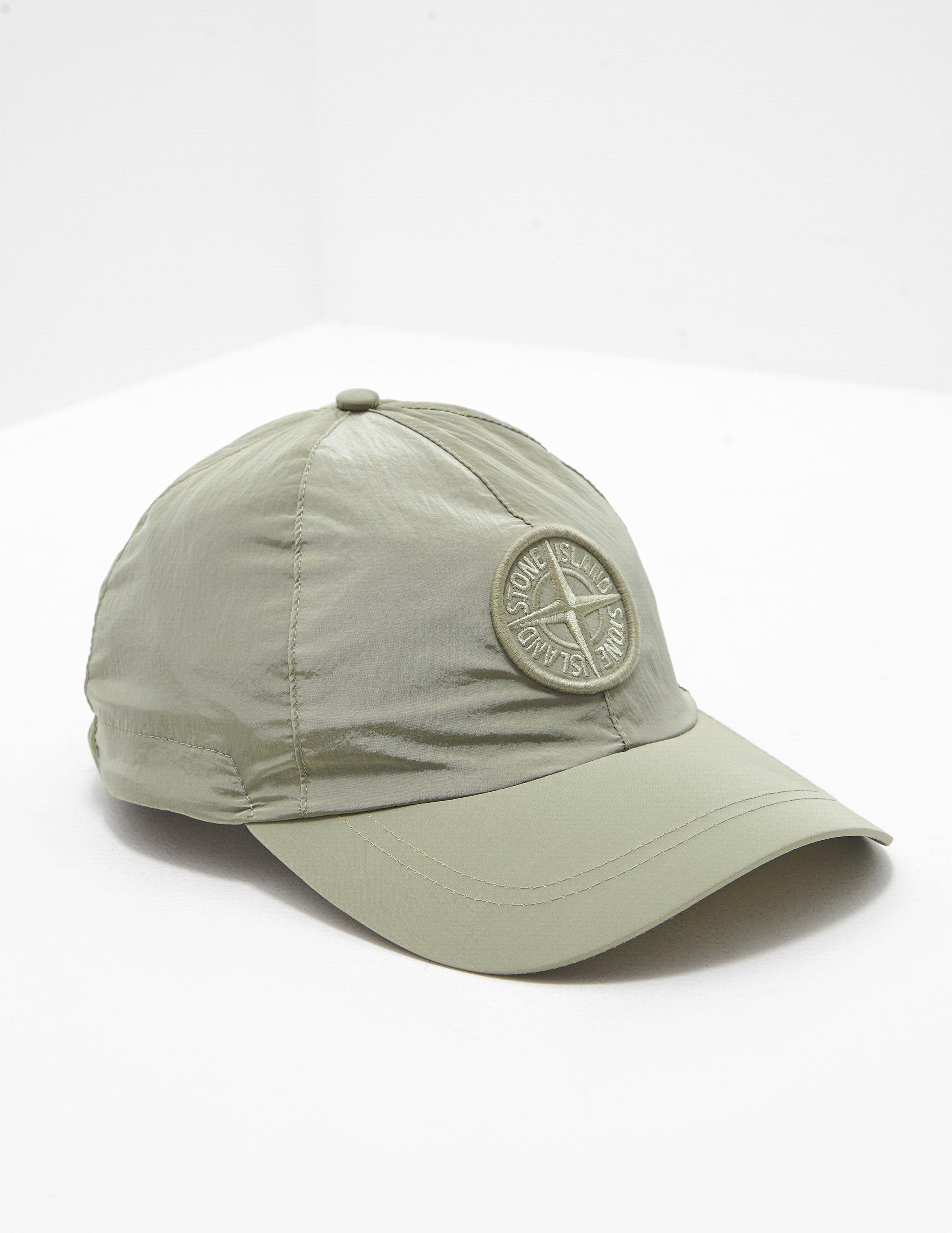 Stone Island Nylon Metal Cap
