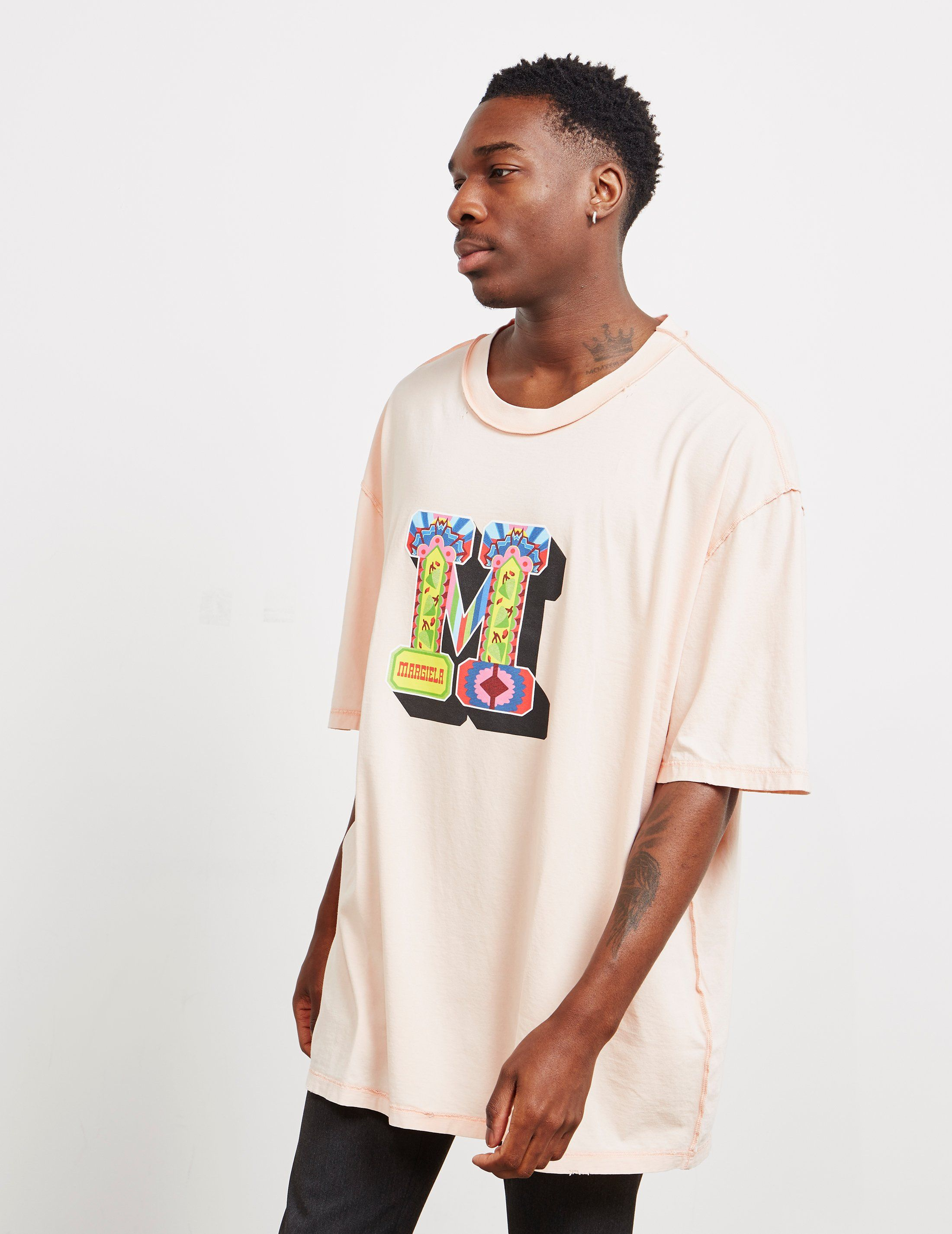 Maison Margiela Retro Short Sleeve T-Shirt - Online Exclusive