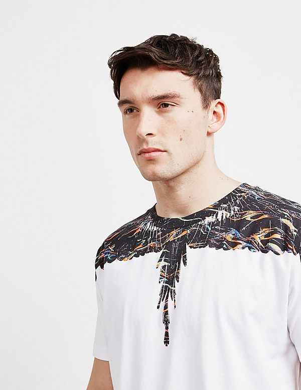 Marcelo Burlon Wings Short Sleeve T-Shirt