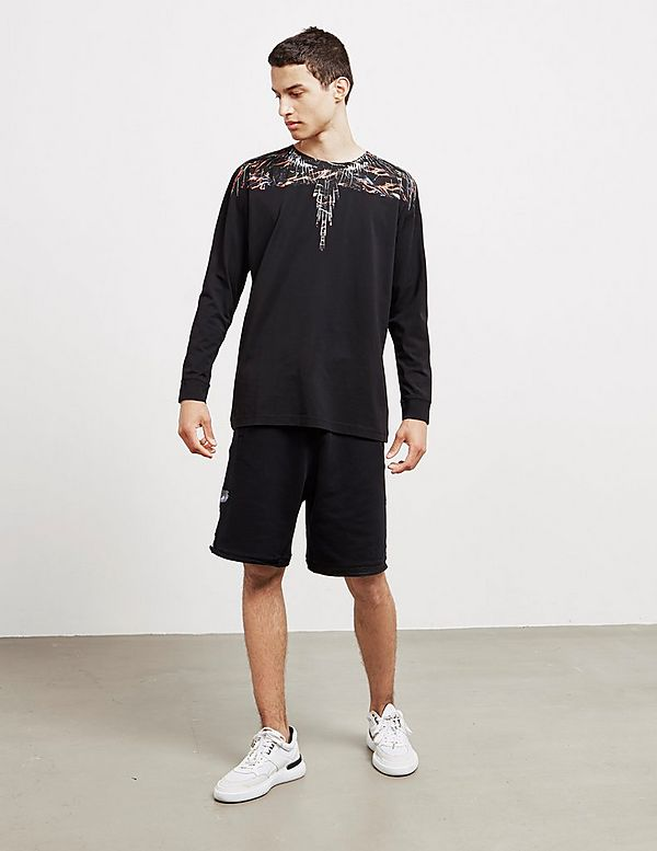 Marcelo Burlon Wings Long Sleeve T-Shirt